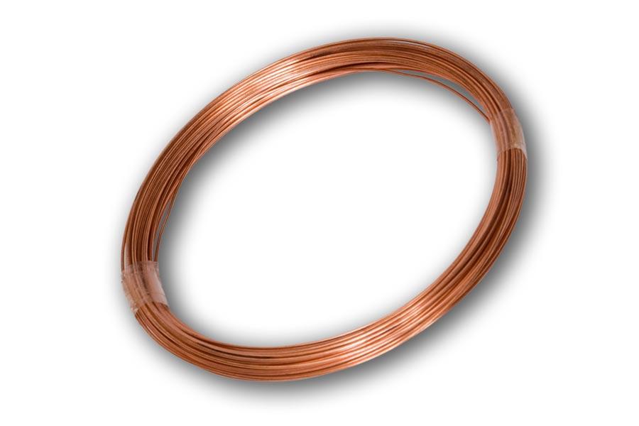 Alambre cobre